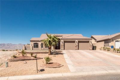 Fort Mohave Single Family Home For Sale: 2075 Marissa Drive