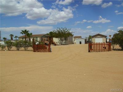 Mohave County Manufactured Home For Sale: 6225 W Collins Drive
