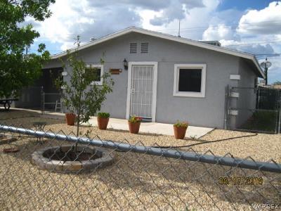 Kingman AZ Single Family Home For Sale: $134,500