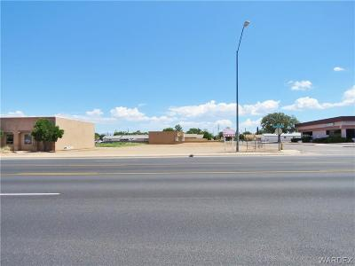 Kingman Commercial For Sale: 0000 Stockton Hill Road