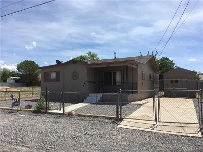 Kingman Single Family Home For Sale: 2416 Emerson