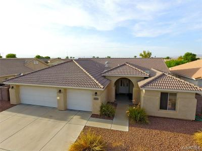Mohave Valley Single Family Home For Sale: 2427 Prickly Pear Drive
