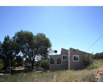 Mohave County Manufactured Home For Sale: 4001 N Duffy Road