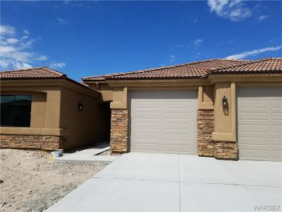 Mohave County Single Family Home For Sale: 2909 Steamboat Drive