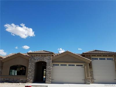 Bullhead Single Family Home For Sale: 2908 Steamboat(Lot 121) Drive