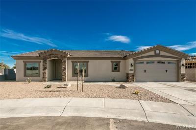Kingman Single Family Home For Sale: 715 Paula's Place