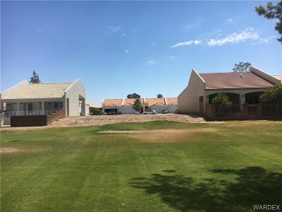 Bullhead Residential Lots & Land For Sale: 1595 Country Club Way