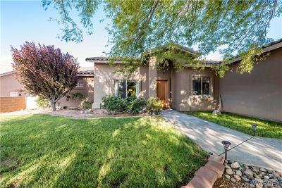 Kingman Single Family Home For Sale: 2728 Sandstone Street