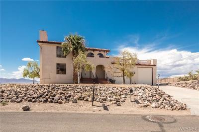 Bullhead Single Family Home For Sale: 2599 Corona Redonda