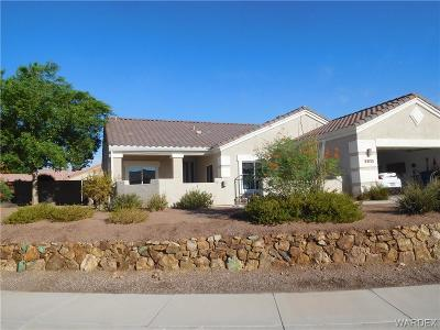 Bullhead Single Family Home For Sale: 2311 Silverthrone Drive