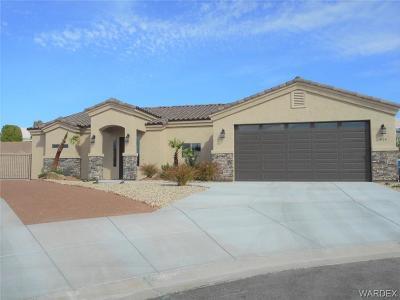 Bullhead Single Family Home For Sale: 814 Sunburst Place