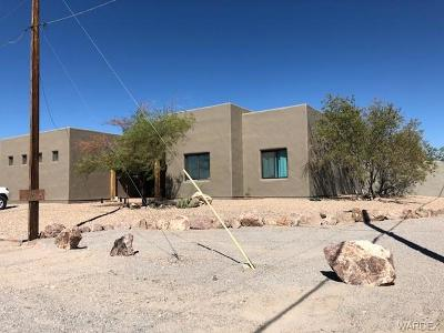 Fort Mohave Single Family Home For Sale: 4480 S Franklin St