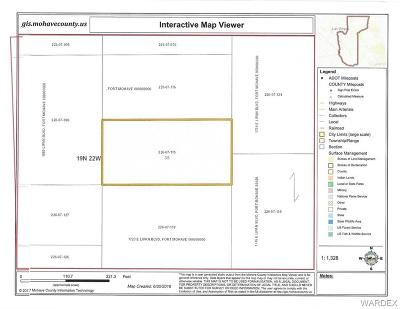 Fort Mohave Residential Lots & Land For Sale: 0000 E Lipan