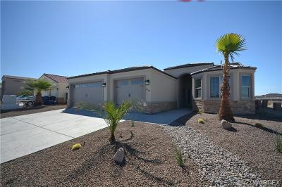 Fort Mohave Single Family Home For Sale: 2064 E Valor Drive