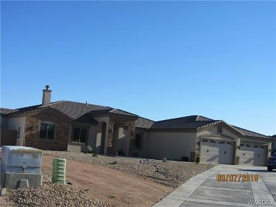 Kingman Single Family Home For Sale: 3341 Gold Canyon Court
