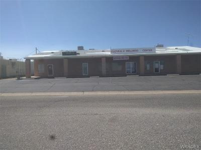 Kingman Commercial For Sale: 613 Hall Street