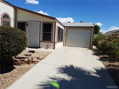 Fort Mohave Manufactured Home For Sale: 2066 El Rodeo Road #54