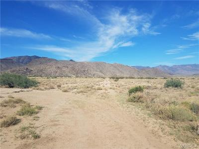 Kingman Residential Lots & Land For Sale: 49 Acres N Stockton Hill