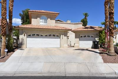 Laughlin (Nv) Single Family Home For Sale: 2088 River City Drive