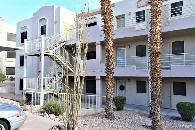 Laughlin (Nv) Condo/Townhouse For Sale: 2016 Mesquite #301 Lane
