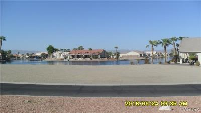 Fort Mohave Residential Lots & Land For Sale: 6041 S Via Del Aqua Drive