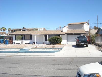 Bullhead Single Family Home For Sale: 1568 Palma Rd