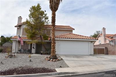Laughlin (Nv) Single Family Home For Sale: 3169 Ocotillo Dr