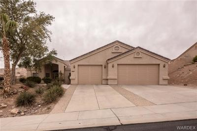 Bullhead Single Family Home For Sale: 2897 Desert Vista Drive