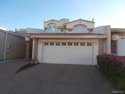 Bullhead Single Family Home For Sale: 2914 Camino Del Rio