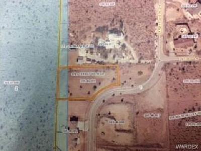 Kingman Residential Lots & Land For Sale: 3721 Cerbat Vista Dr