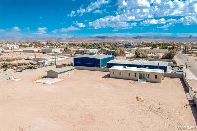 Fort Mohave Commercial For Sale: 1425 E Hammer Road