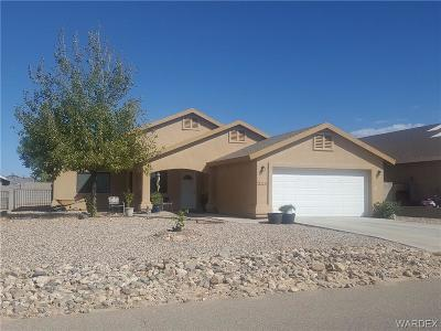 Kingman AZ Single Family Home For Sale: $155,000
