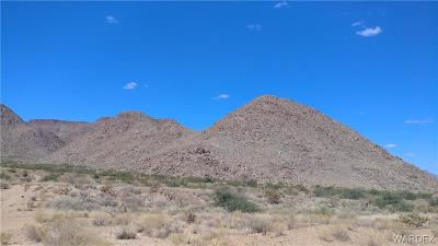 Kingman Residential Lots & Land For Sale: 54.53 Acres Calle Marquez