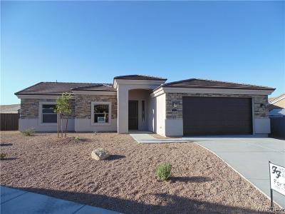 Kingman Single Family Home For Sale: 2682 Diamondback Drive