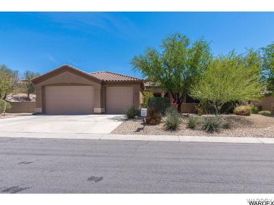 Bullhead AZ Single Family Home For Sale: $477,900