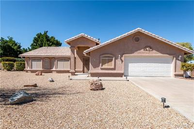 Kingman AZ Single Family Home For Sale: $249,900