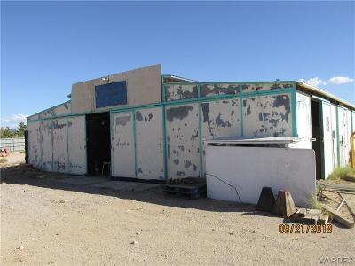 Bullhead City, Golden Valley Commercial For Sale: 194 S Cove Rd