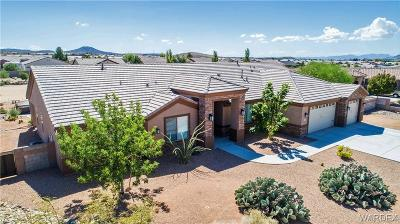 Kingman Single Family Home For Sale: 3392 Southern Vista Drive