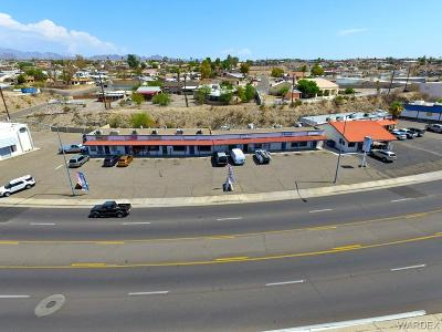 Golden Valley, Bullhead Commercial For Sale: 1960 Highway 95