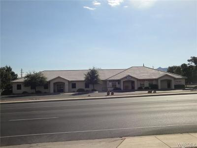 Kingman Commercial For Sale: 1308 N Stockton Hill Road