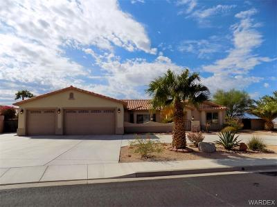 Bullhead Single Family Home For Sale: 2644 Pegasus Ranch Rd