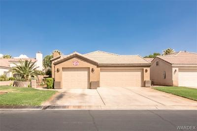 Laughlin (Nv) Single Family Home For Sale: 1221 Golf Club Dr