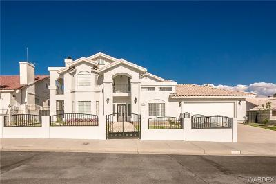 Laughlin (Nv) Single Family Home For Sale: 3712 Westcliff Avenue