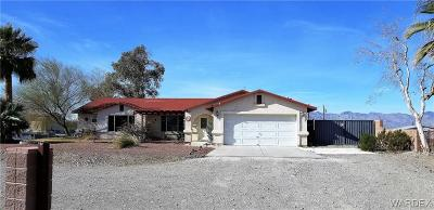 Fort Mohave Single Family Home For Sale: 4355 River Road Way