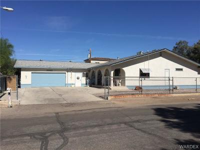 Bullhead Single Family Home For Sale: 1243 Paseo Del Mar
