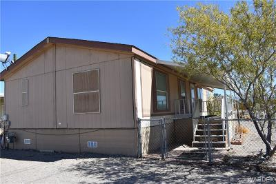 Fort Mohave Manufactured Home For Sale: 4513 S Puerto Verde Drive