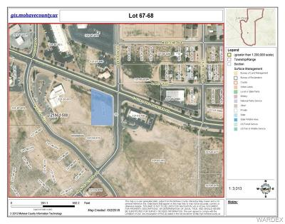 Kingman AZ Residential Lots & Land For Sale: $195,000