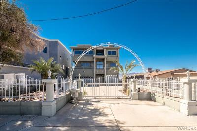 Bullhead Single Family Home For Sale: 2571 Camino Del Rio