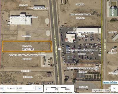 Mohave County Residential Lots & Land For Sale: 4175 Stockton Hill Rd.