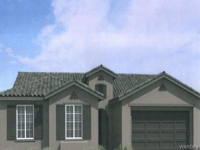 Bullhead AZ Single Family Home For Sale: $305,390